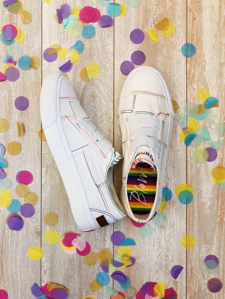 special edition pride sneaker